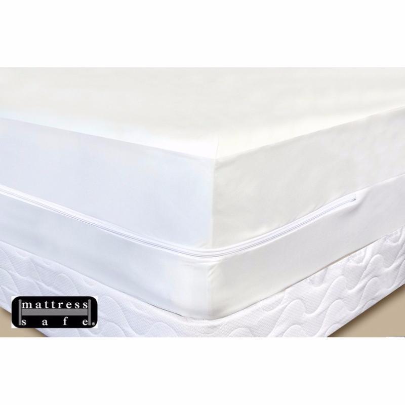 Housse de matelas mattress safe for Housse de lit anti punaise
